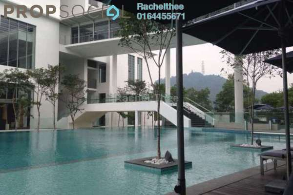 For Rent Condominium at The Westside One, Desa ParkCity Freehold Semi Furnished 1R/1B 2.6k
