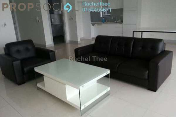For Rent Condominium at The Westside One, Desa ParkCity Freehold Semi Furnished 2R/3B 4.3k