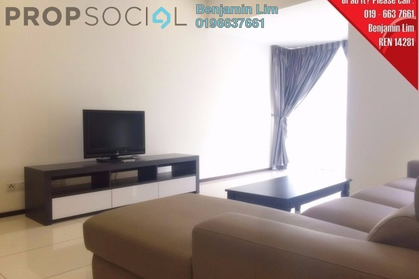 For Rent Condominium at The Breezeway, Desa ParkCity Freehold Fully Furnished 3R/2B 4.3k