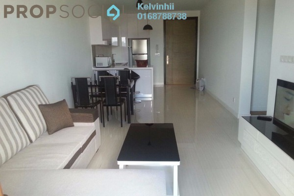 For Sale Condominium at The Elements, Ampang Hilir Freehold Fully Furnished 1R/1B 650k
