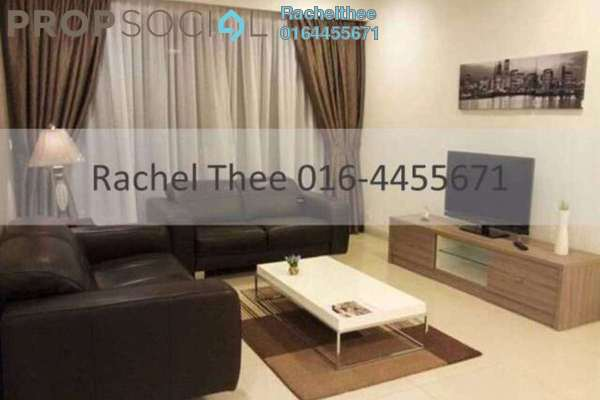 For Rent Condominium at The Westside One, Desa ParkCity Freehold Fully Furnished 1R/1B 3.3k