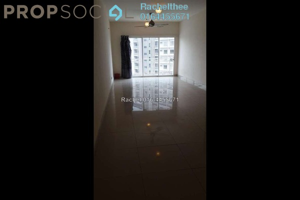 For Rent Condominium at Cova Suite, Kota Damansara Leasehold Semi Furnished 3R/2B 2.3k