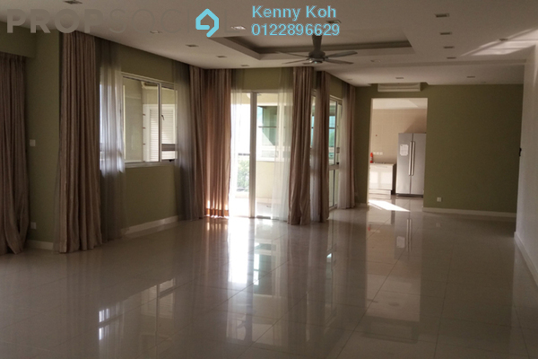 For Rent Condominium at Mont Kiara Banyan, Mont Kiara Freehold Semi Furnished 4R/4B 6.5k