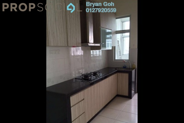 For Rent Serviced Residence at SuriaMas Suites, Johor Bahru Leasehold Semi Furnished 3R/2B 1.6k