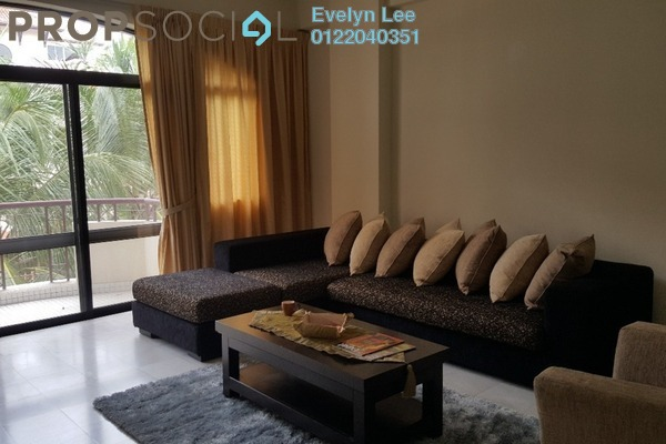 For Rent Condominium at Kondominium 8, Ampang Hilir Freehold Semi Furnished 3R/3B 5k