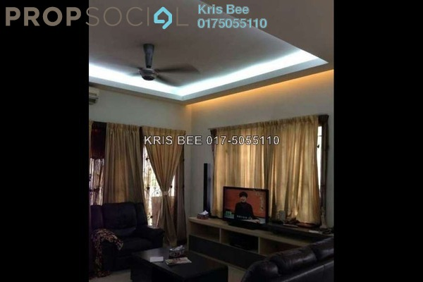 For Sale Terrace at Sunway SPK Damansara, Kepong Freehold Semi Furnished 5R/4B 2.1m