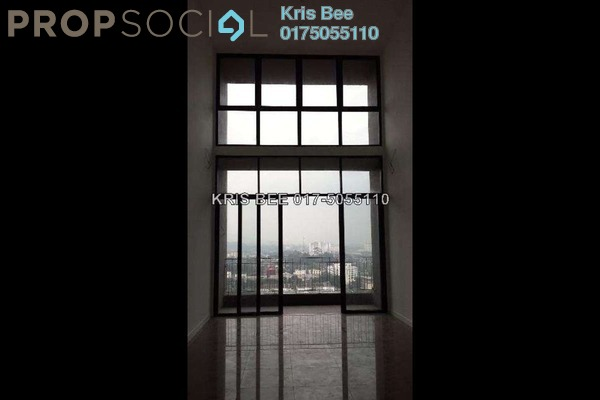 For Sale Condominium at Azelia Residence, Bandar Sri Damansara Freehold Unfurnished 2R/2B 1m