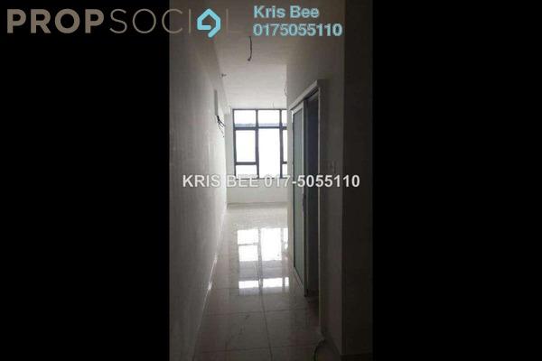 For Sale Serviced Residence at Centrestage, Petaling Jaya Leasehold Semi Furnished 1R/1B 375k