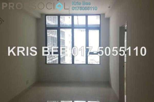 For Sale Serviced Residence at Centrestage, Petaling Jaya Leasehold Semi Furnished 2R/2B 500k