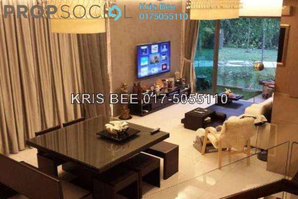 For Sale Townhouse at Sunway SPK 3 Harmoni, Kepong Freehold Fully Furnished 3R/4B 1.7m