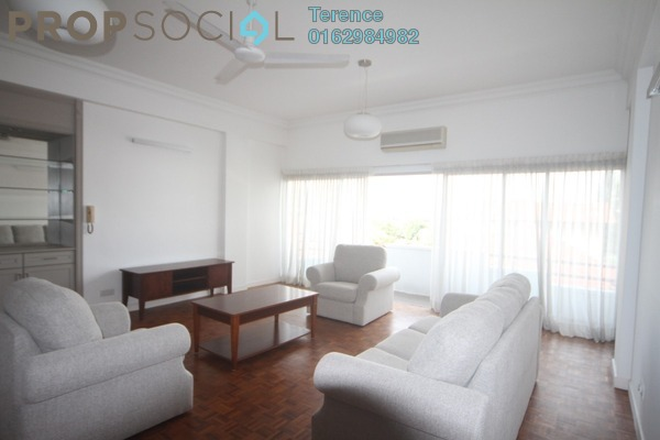 For Rent Apartment at Earls Court, Ukay Freehold Fully Furnished 3R/2B 5.2k