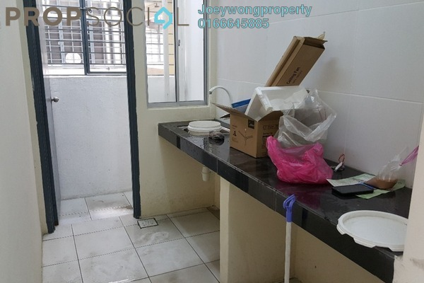 For Rent Apartment at Taman Damai Utama, Bandar Kinrara Leasehold Semi Furnished 3R/2B 850translationmissing:en.pricing.unit