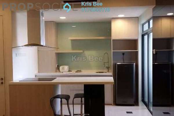 For Rent Condominium at Eve Suite, Ara Damansara Freehold Fully Furnished 1R/1B 1.5k