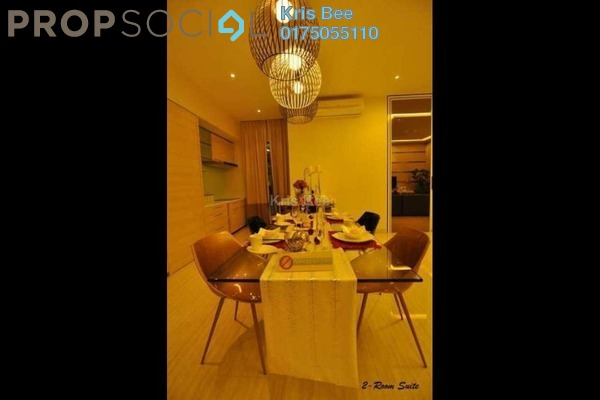 For Rent Condominium at Eve Suite, Ara Damansara Freehold Fully Furnished 2R/2B 2.5k