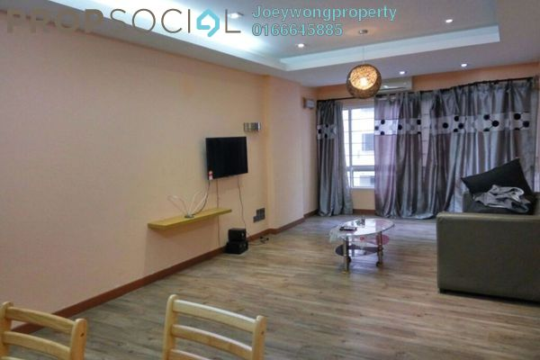 For Rent Condominium at Pearl Point Condominium, Old Klang Road Freehold Fully Furnished 3R/2B 2.55k