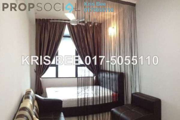For Rent Serviced Residence at Centrestage, Petaling Jaya Leasehold Fully Furnished 1R/1B 1.4k
