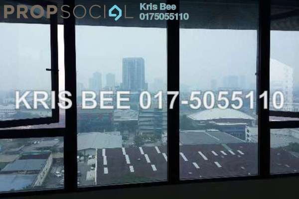 For Rent Serviced Residence at Centrestage, Petaling Jaya Leasehold Semi Furnished 1R/1B 1.3k
