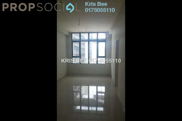 For Rent Serviced Residence at Centrestage, Petaling Jaya Leasehold Semi Furnished 2R/2B 1.5k