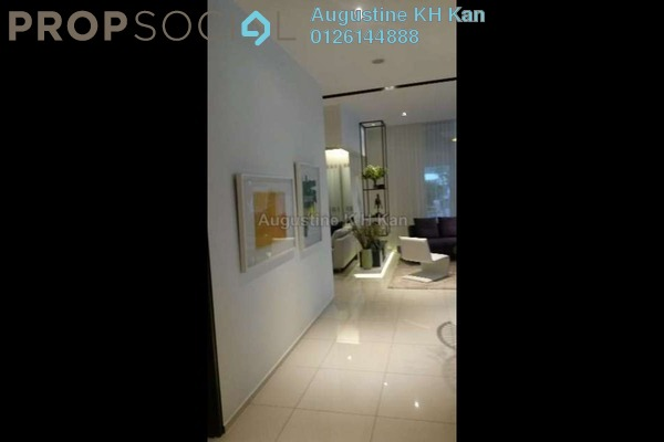 For Sale Serviced Residence at D'Sara Sentral, Sungai Buloh Leasehold Semi Furnished 2R/1B 517k