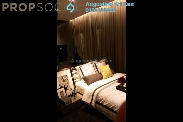 For Sale Serviced Residence at D'Sara Sentral, Sungai Buloh Leasehold Semi Furnished 3R/2B 777k