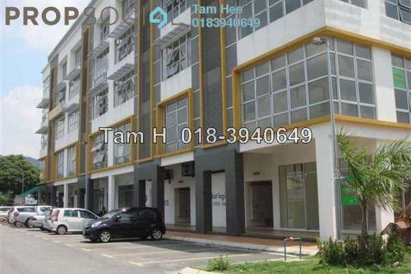 For Rent Office at Taman Desa Jaya, Kepong Leasehold Unfurnished 0R/0B 1.2k