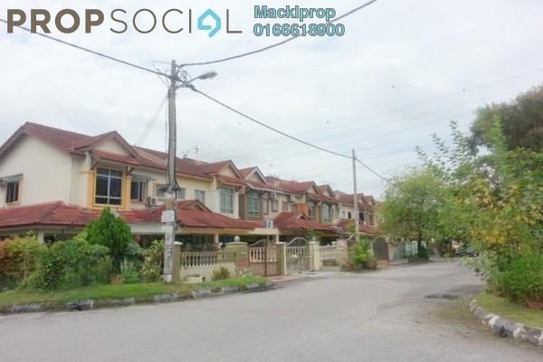 For Sale Terrace at Taman Kajang Prima, Kajang Freehold Unfurnished 4R/3B 480k