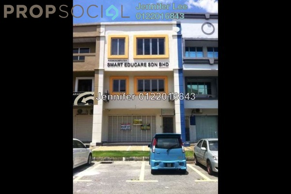For Rent Shop at Kemuning Bayu , Kemuning Utama Freehold Unfurnished 1R/1B 11.5k