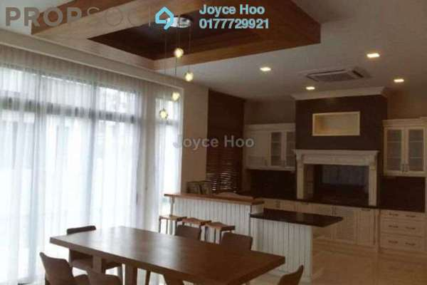 For Sale Bungalow at Grandville, UEP Subang Jaya Leasehold Semi Furnished 6R/7B 3.4m