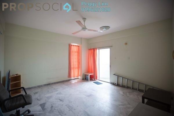 For Rent Condominium at Ridzuan Condominium, Bandar Sunway Leasehold Semi Furnished 3R/2B 1.1k