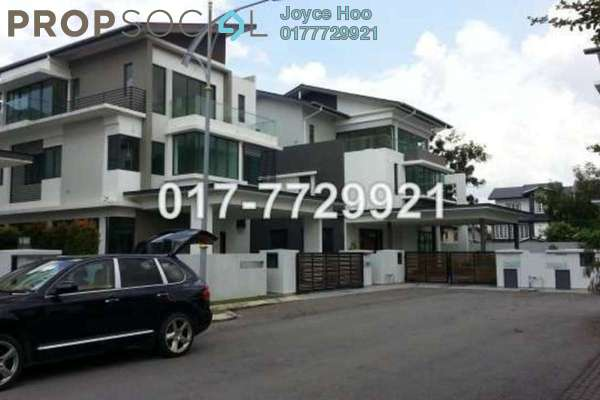 For Sale Bungalow at Grandville, UEP Subang Jaya Leasehold Unfurnished 6R/7B 2.7百万