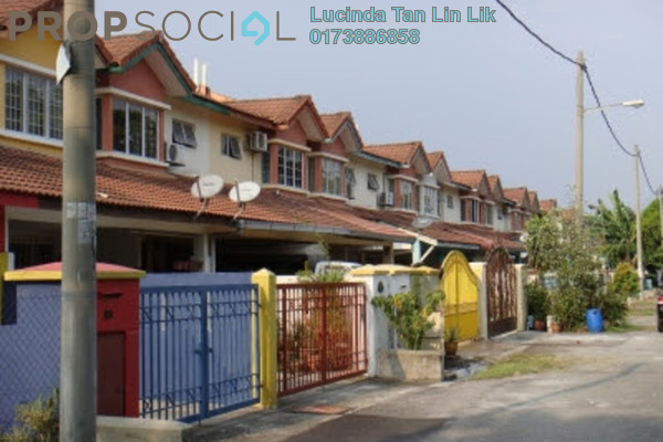 For Sale Terrace at Taman Putra Prima, Puchong Freehold Semi Furnished 3R/3B 728k