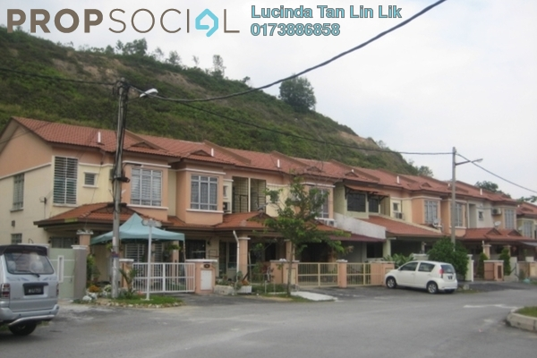 For Sale Semi-Detached at Taman Puncak Jalil, Bandar Putra Permai Leasehold Semi Furnished 5R/4B 980k