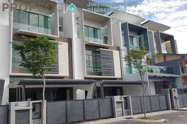 For Rent Superlink at Phase 3E, Taman Putra Prima Freehold Unfurnished 5R/7B 3k