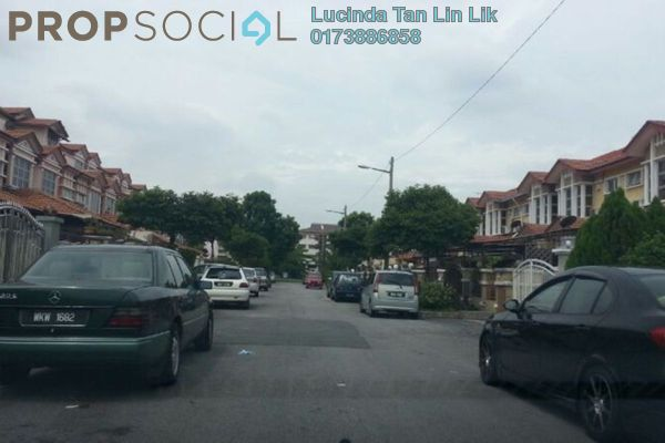 For Sale Semi-Detached at Taman Kinrara, Bandar Kinrara Leasehold Fully Furnished 5R/5B 2.5m