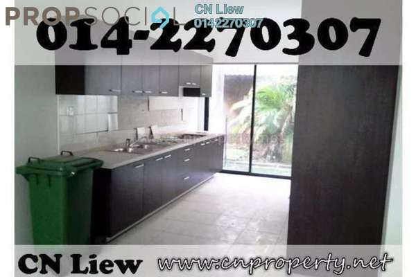 For Rent Terrace at Lake Fields, Sungai Besi Leasehold Semi Furnished 4R/4B 2.2k