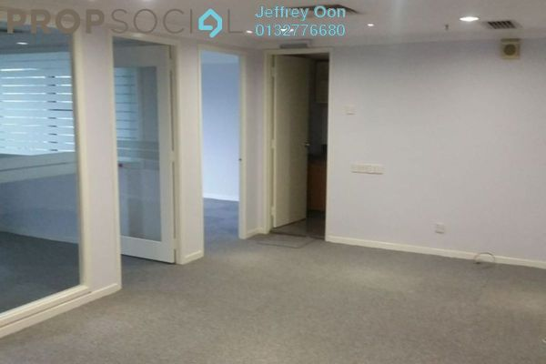For Rent Office at Plaza 138, KLCC Freehold Fully Furnished 0R/1B 3k