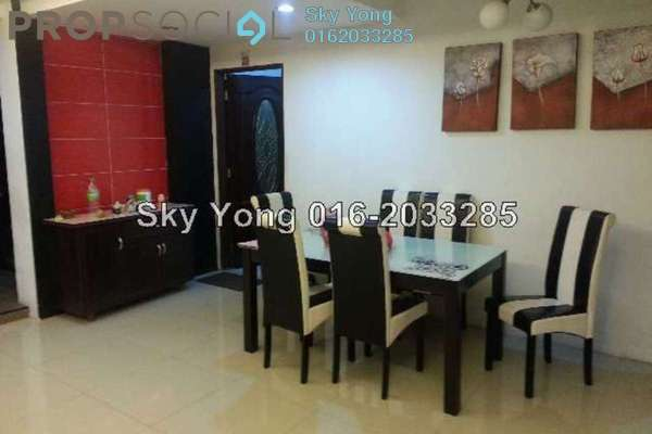 For Sale Terrace at Section 6, Petaling Jaya Freehold Semi Furnished 4R/6B 1.1m