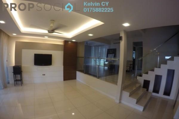 For Rent Terrace at Jalan Sungai Besi, Kuala Lumpur Freehold Semi Furnished 4R/3B 4.5k