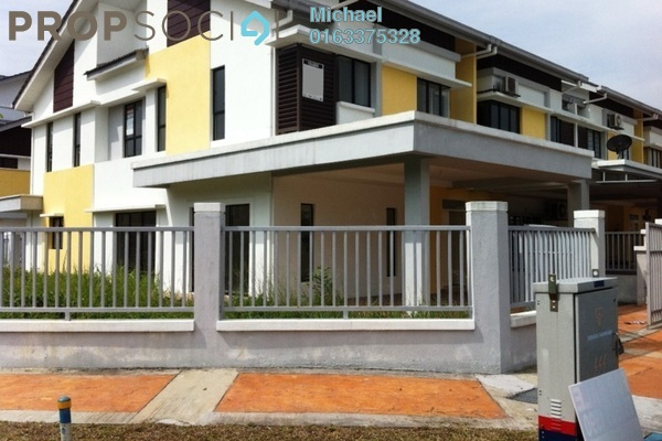 For Sale Terrace at Sutera Damansara, Damansara Damai Leasehold Unfurnished 4R/4B 1.29m