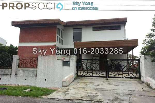 For Sale Bungalow at Section 2, Shah Alam Leasehold Semi Furnished 5R/4B 1.78m