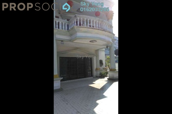 For Sale Bungalow at Taman Halimahton, Old Klang Road Freehold Semi Furnished 6R/4B 3m
