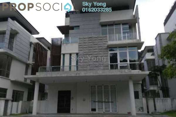 For Sale Bungalow at The Valley TTDI, Ampang Leasehold Fully Furnished 7R/8B 3.2m