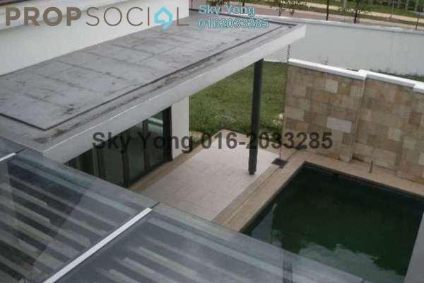 For Sale Bungalow at BayRocks, Bandar Sunway Leasehold Semi Furnished 5R/6B 6.8m