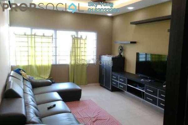 For Sale Condominium at Koi Kinrara, Bandar Puchong Jaya Freehold Semi Furnished 3R/2B 490k