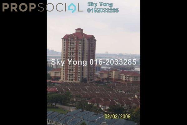 For Sale Condominium at La Vista, Bandar Puchong Jaya Freehold Fully Furnished 3R/2B 580.0千