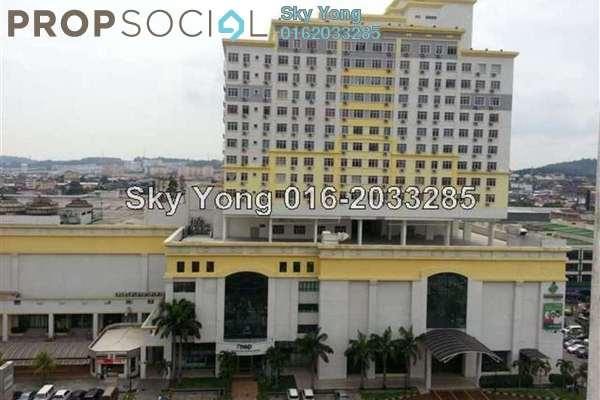 For Sale Condominium at South City Plaza, Seri Kembangan Freehold Fully Furnished 2R/2B 310k