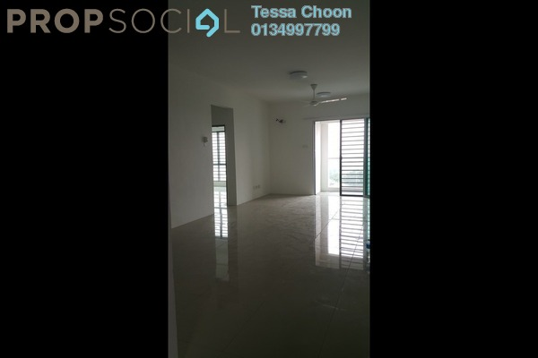 For Sale Serviced Residence at Silk Residence, Bandar Tun Hussein Onn Freehold Unfurnished 3R/2B 600k
