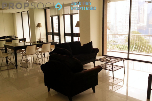 For Rent Condominium at Bangsar Puteri, Bangsar Freehold Fully Furnished 3R/2B 5.5k