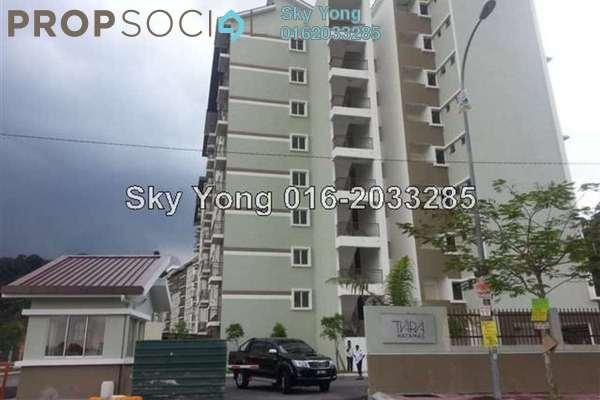 For Rent Condominium at Tiara Hatamas, Cheras Leasehold Fully Furnished 3R/2B 1.15k
