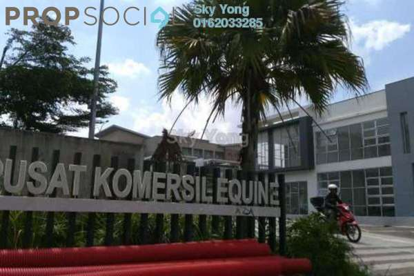 For Rent Shop at TTDI Dualis, Equine Park Leasehold Unfurnished 0R/0B 7k